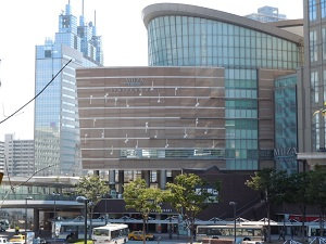 ミューザ川崎シンフォニーホールの写真